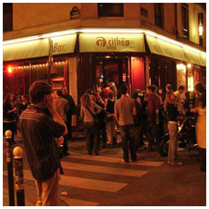 Bar rencontre paris 8