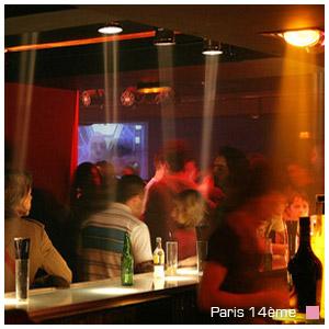 Rencontres Gay: Bars du 14eme arrondissement de Paris